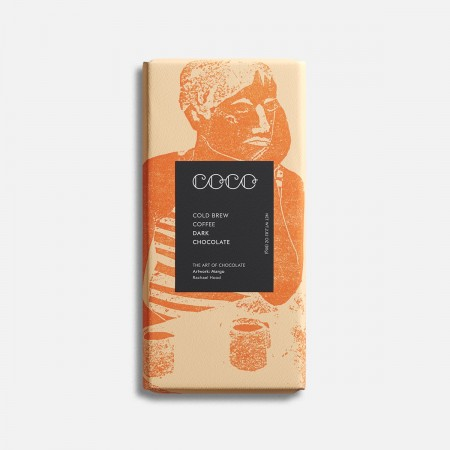 COCO Cold Brew Coffee Dark Bar