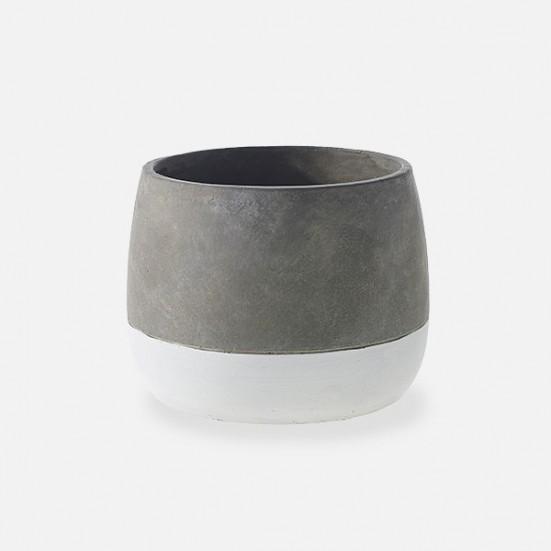 7.75'' Ash Pot Pottery