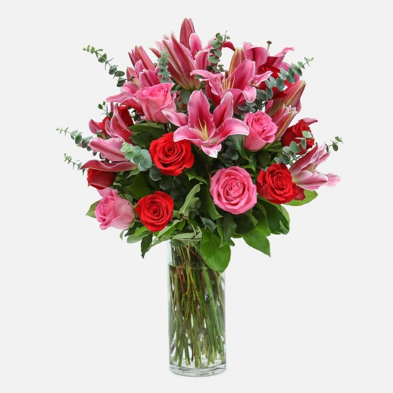 Truly Spectacular All Valentine's Flowers