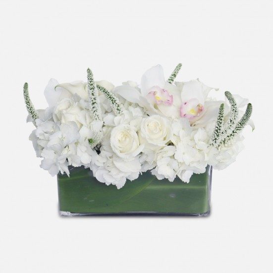 Isle of White Flower Delivery in New Jersey