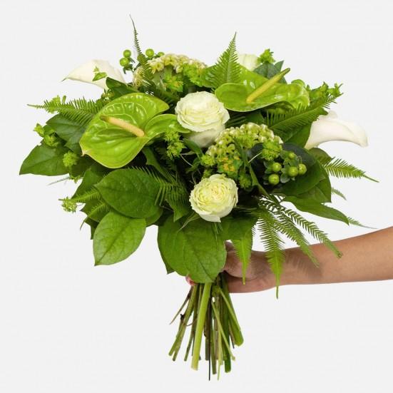 Green Goddess Bouquet Flowers