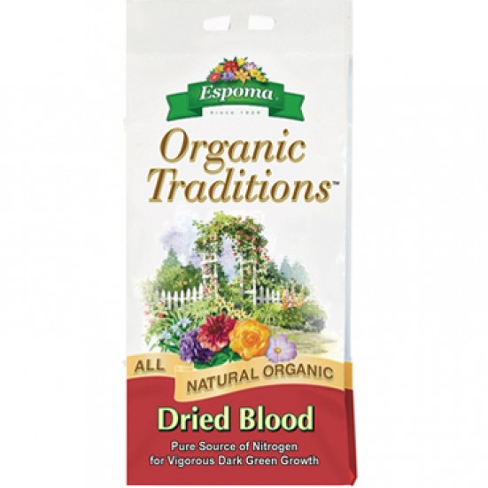 Espoma Dried Blood - plantshed.com