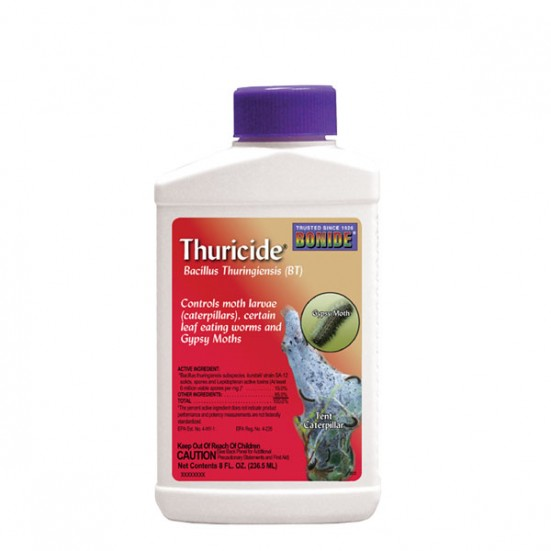 Thuricide Bonide 8 fl oz Chemicals