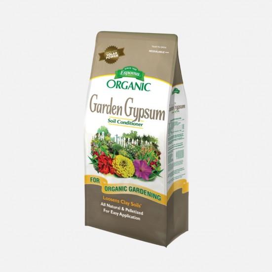 Espoma Organic Garden Gypsum Soil & Chemicals