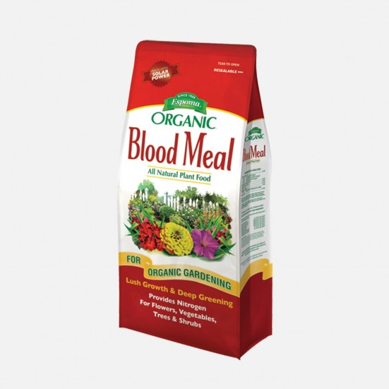 Espoma Organic Blood Meal Soil & Chemicals