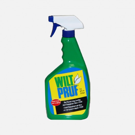 Wilt-Pruf Plant Protector Soil & Chemicals