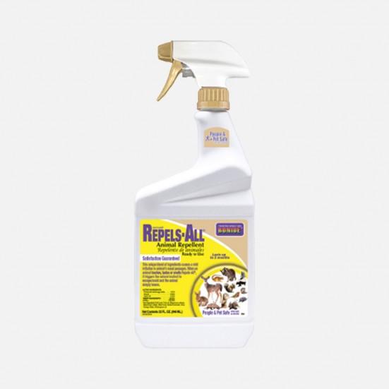Bonide Repels-All Animal Repellent Soil & Chemicals