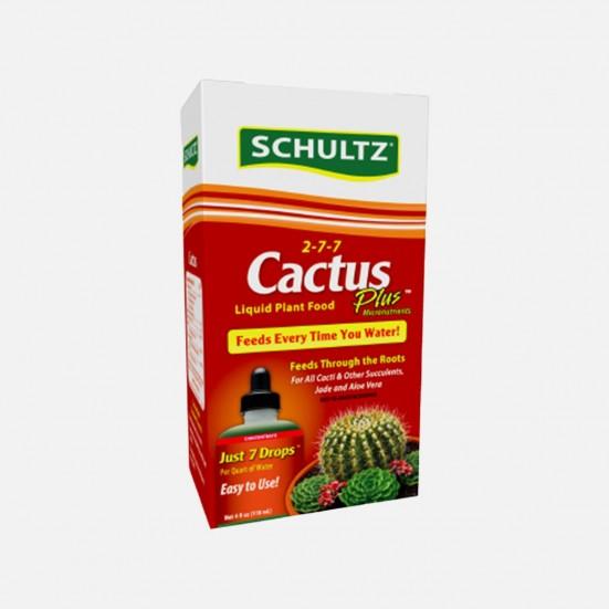 Schultz Cactus Plus Liquid Plant Food Soil & Chemicals