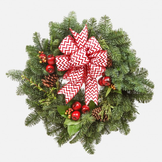 Countryside Wreath (24'') Christmas Shop