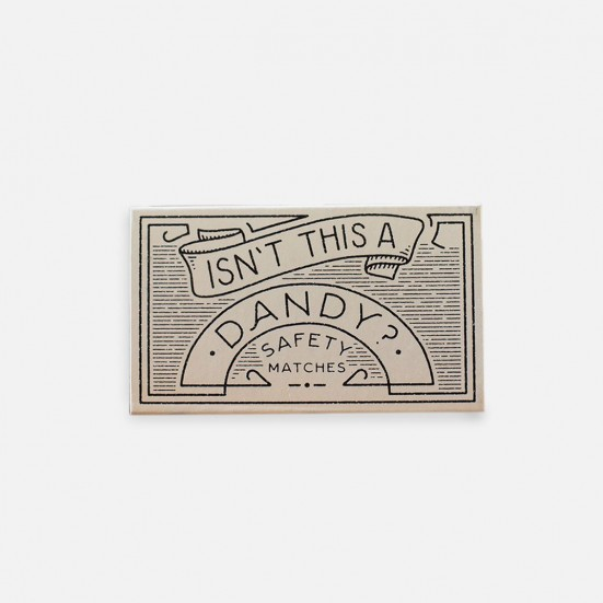 Isn't This a Dandy Matchbox Home & Lifestyle