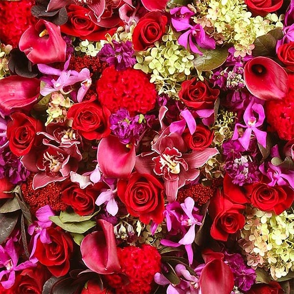 Je T Aime Flower Delivery Nyc Plantshed Com