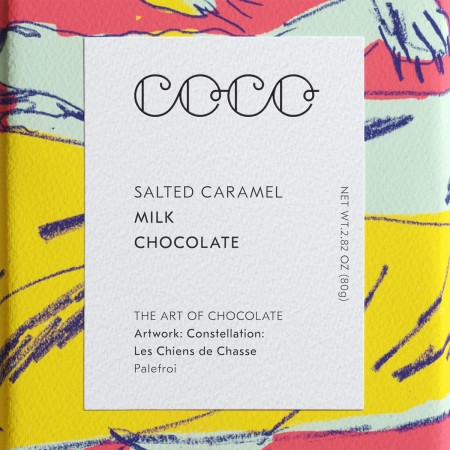 COCO Salted Caramel Milk Bar