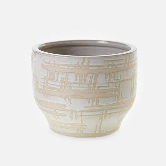 7.5'' Kardi Pot Pottery