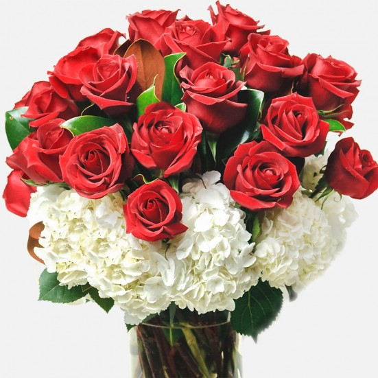 You Are Amazing! All Valentine's Flowers