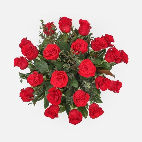 2-Dozen Elegant Roses Flower Delivery in New Jersey