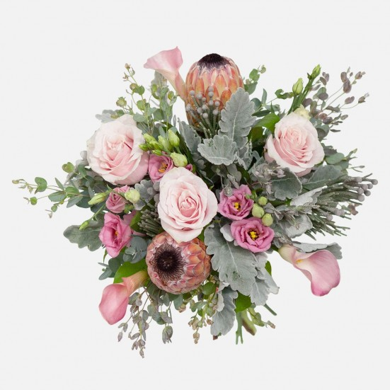 Olivia Bouquet Calla Lilies