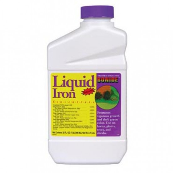 Bonide Liquid Iron Chemicals
