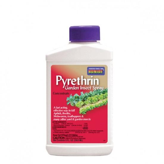 Pyrethrin Bonide 8 fl oz Soil & Chemicals