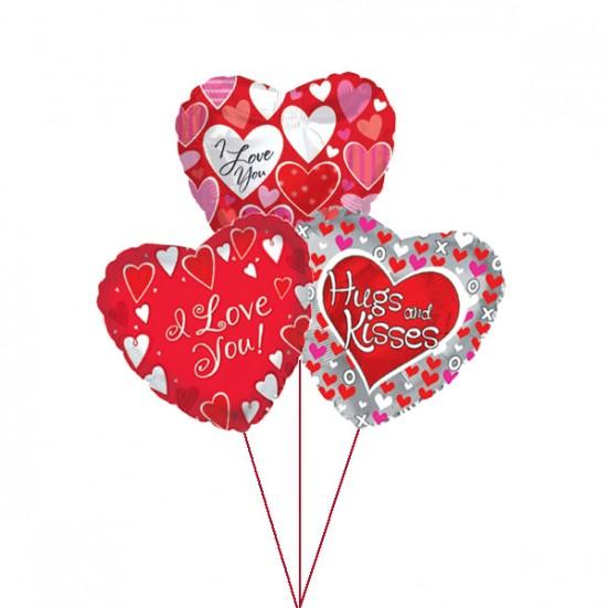Love & Romance Balloons Balloons