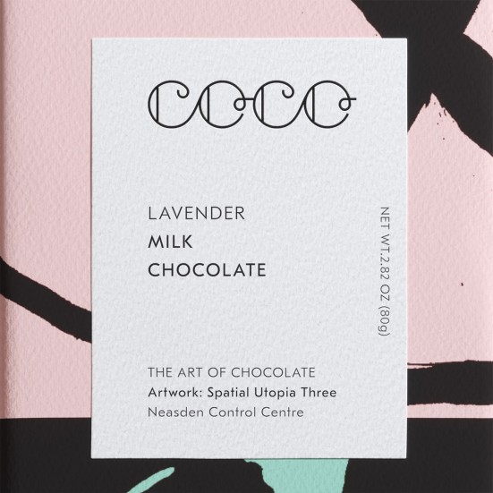 COCO Lavender Milk Bar Mother's Day