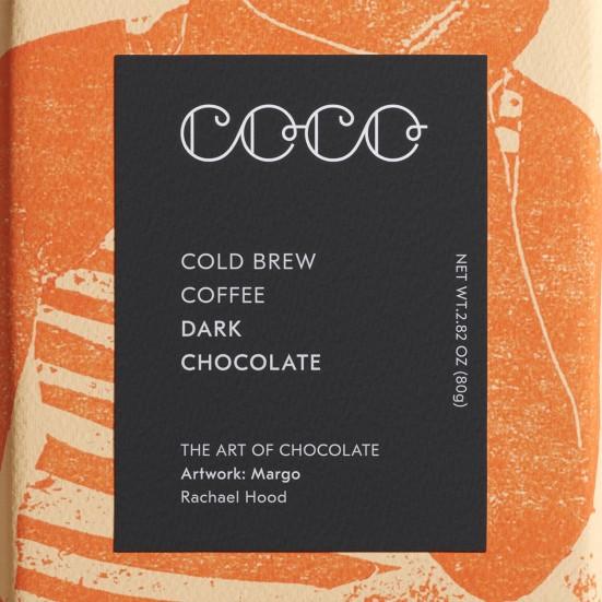 COCO Cold Brew Coffee Dark Bar New Arrivals