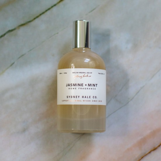 Jasmine + Mint Scented Home Fragrance Home & Lifestyle