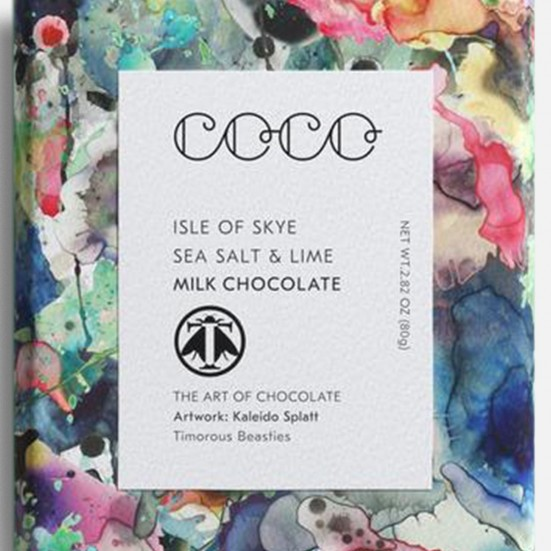 COCO Sea Salt & Lime Milk Bar Home & Lifestyle