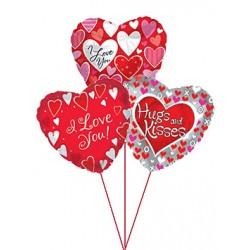 Love & Romance Balloons - plantshed.com