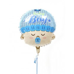 Baby Boy Balloon - plantshed.com