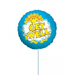 Get Well Balloon - plantshed.com