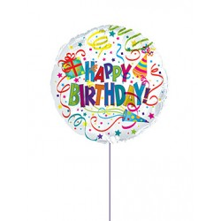 Happy Birthday Balloon - plantshed.com