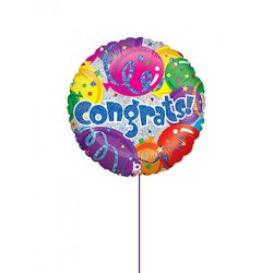 Congratulations Balloon - plantshed.com