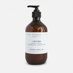 Eucalyptus, Lavender + Geranium Scented Lotion - Gift Delivery NYC