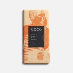 COCO Cold Brew Coffee Dark Bar - Gifts